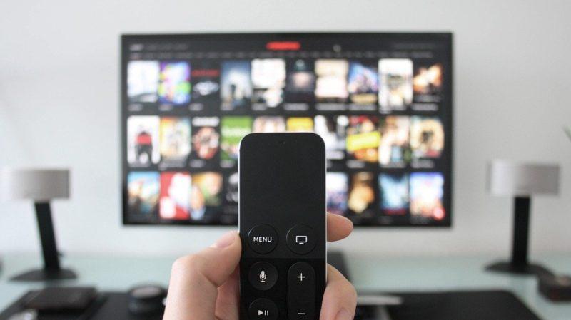 テレビの防音するインテリア