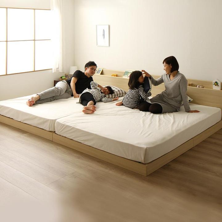 連結ベッドの組み合わせイメージ